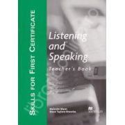 Listening and speaking. Teacher's book