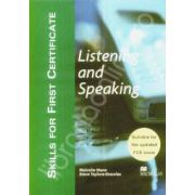 Listening and speaking for FCE