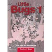 Little Bugs 1. Teacher's Book