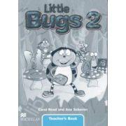 Little Bugs 2. Teacher's Book