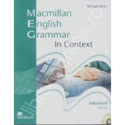 Macmillan English Grammar. In context Advanced with CD