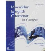 Macmillan English Grammar. In context Intermediate with CD