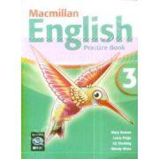 Macmillan English Practice book level 3