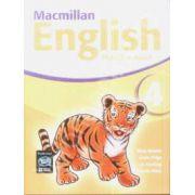 Macmillan English Practice book level 4
