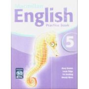 Macmillan English Practice book level 5