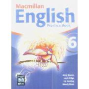 Macmillan English Practice book level 6