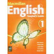 Macmillan English Teacher's Guide level 1