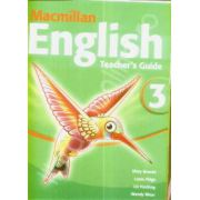 Macmillan English Teacher's Guide level 3