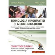 Tehnologia informatiei si a comunicatiilor. Volumul 1 (Competente digitale. Windows, Word, Pagini Web, Adobe Photoshop)