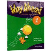 Way Ahead 1 workbook. Caiet de limba engleza pentru clasa a III-a (Limba moderna 1)