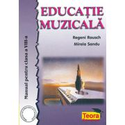 Educatie muzicala. Manual pentru clasa a VIII-a, Regeni Rausch