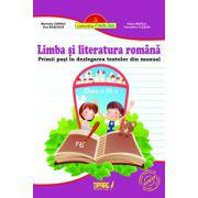 Limba si literatura romana clasa a III-a. Primii pasi in dezlegarea textelor din manual (Mov)