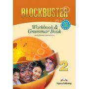 Blockbuster 2 Workbook and Grammar. Caiet pentru clasa a VI-a de limba engleza Blockbuster 2