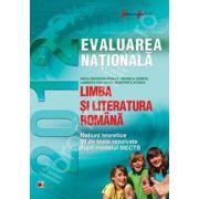 Limba si literatura romana evaluare nationala 2012. Notiuni teoretice 50 de teste rezolvate dupa modelul MECTS, clasa a VIII-a