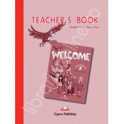 Welcome 2 (TB) teacher's book. Manualul profesorului Welcome 2