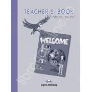 Welcome 3 (TB) teacher's book. Manualul profesorului de limba engleza Welcome 3