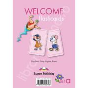 Welcome starter A flashcards. Curs de limba engleza welcome starter A
