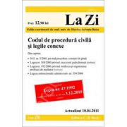 Codul civil republicat (Legea nr. 287/2009 - M.Of. nr. 505 din 15.07.2011)