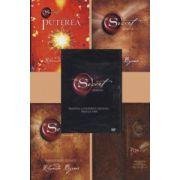 Colectia,, Secretul' de Rhonda Byrne. Set 4 carti si un DVD