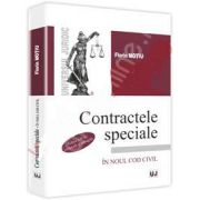 Contractele speciale - in noul cod civil. Editia a II-a (Motiu)
