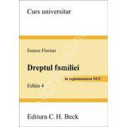 Dreptul familiei. Editia 4
