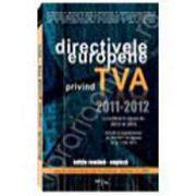 Directivele Europene privind TVA 2011-2012