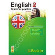 English Grammar practice 2 - The verb