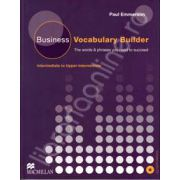 Business Vocabulary Builder Intermediate to Upper Intermediate with CD