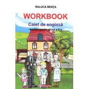 Caiet de limba engleza. Auxiliar pentru clasa a II-a (Workbook)