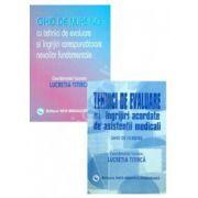 Pachet nursing - Lucretia Titirca: Ghid de nursing- Volumul I si Tehnici de evaluare - Volumul II