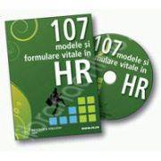 CD - 107 Modele si formulare vitale in HR