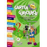 Cartea Curiosilor Numarul. 1. Contine CD