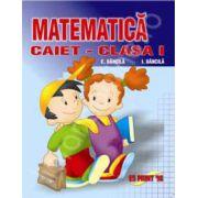 Matematica caietul elevului clasa I