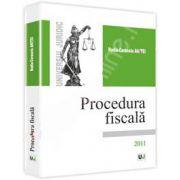 Procedura fiscala 2011