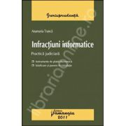Infractiuni informatice. Practica judiciara
