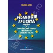 Pedagogie aplicata. Domeniile de competente cheie europene in perspectiva disciplinei biologice