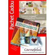 Pachet - Tehnici culinare si Condimente