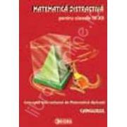 Cangurul matematician. Matematica distractiva pentru clasele IX-XII, Concursul International de Matematica Aplicata Cangurul