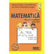 Matematica. Exercitii si probleme. Clasa a VI-a, semestrul II (2011-2012)