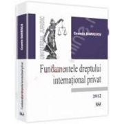 Fundamentele dreptului international privat 2012