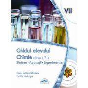 Chimie:Sinteze, aplicatii, experiente- ghidul elevului clasa a VII-a
