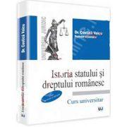 Istoria statului si dreptului romanesc (Costica Voicu)