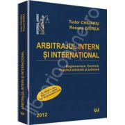 Arbitrajul intern si international 2012