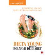 Dieta Young pentru bolnavii de diabet. O dieta revolutionara pentru redobandirea sanatatii!
