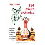 214 elixire alchimice (180 unitare si 34 complexe)