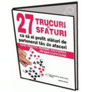 CD - 27 de trucuri si sfaturi ca sa ai profit