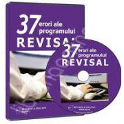 CD - 37 de Erori ale programului REVISAL
