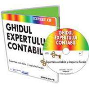 CD - Ghidul Expertului Contabil (Expertiza contabila si Inspectia fiscala)