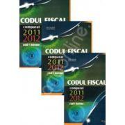 Codul Fiscal Comparat 2011-2012. Cod si Norme in trei volume