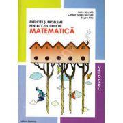 Exercitii si probleme pentru cercurile de Matematica, clasa a III-a